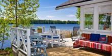 Nya Oras Safira blandare för fritidshus: En enkel lösning för varmt vatten