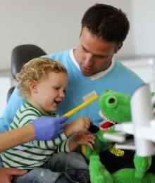 Ny klinik ska ge barnen i Fosie friskare tänder