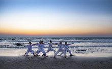 """Yogareise til India – Magiske øyeblikk og en """"ny kropp""""!"""