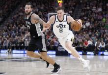 Jonas Jerebko-effekt för Utah Jazz i NBA-slutspelet!