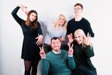 The Amazing Society förstärker med fem personer inom content och media