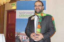 Dokumentation: Spårvagnsstädernas Höstkonferens 2014
