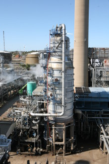 Miljardinvestering i Lysekil minskar Preems importberoende