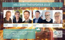 Gröna Bilister på Hållbara transporter 2019: Trafikverket behöver ändrade spelregler!
