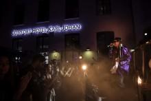 Het åpningsfest for Comfort Hotel Karl Johan