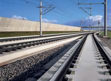 S:t Eriks inleder samarbete med RAIL.ONE för att leverera slab track-system till höghastighetstågbanor