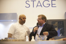 SAT BAINS SHOWCASES QUALITY STANDARD BEEF AT THE RESTAURANT SHOW