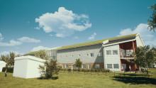 Klart för att bygga demensboende med 45 platser på Dannebacken i Trollhättan