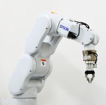 Robot Epson Terbaru dengan Sensor Tekanan Mampu Melakukan Tugas yang Sulit Secara Otomatisasi
