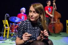 Jazzigt i länets skolor med Sara Riedel