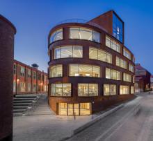 Nya Arkitekturskolan vinner Kasper Salin-priset 2015