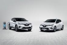 Världspremiär för Nya Captur E-TECH laddhybrid och Nya Clio E-TECH hybrid på Bryssel Motorshow