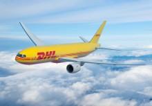DHL Express stärker sitt enastående globala flygnätverk med 14 nya Boeing 777 Freighters