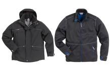 Nya jackor från Gore med hög funktionalitet