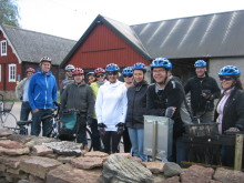 Kul tur på cykel till kultur
