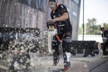 Ferry Svan går för guld i Nordiska Mästerskapen