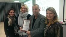 Mills DA vinner kompetansepris