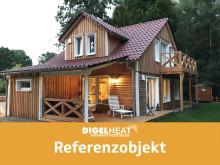 Referenzobjekt mit Infrarotheizungen bei Hannover