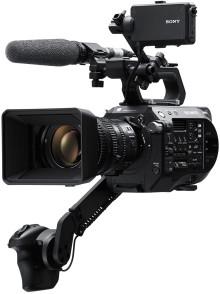 Sony breidt FS-reeks uit met nieuwe FS7 II-camcorder