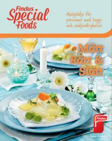 Mätt Rätt & Slätt – ny utgåva av specialkokbok