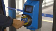 Visa transforma el transporte público y elimina la necesidad de disponer de efectivo o billetes en papel