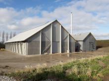 Danish Agros nye biobrændselsanlæg sparer miljøet for tonsvis af CO2