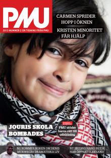 PMU-tidningen nr 2 2013