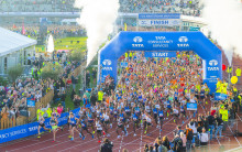 TCS Amsterdam Marathon bekroond met World Athletics Platinum Label