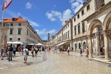 Lomamatkojen Dubrovnik