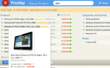 Prisjakt blir PriceSpy i Storbritannien