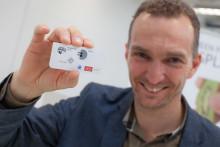 Årets Wallenbergpris till elektronik på papper