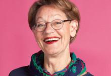 Gudrun Schyman besöker Göteborg