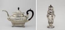 Sällsynta föremål av argent haché till Nationalmuseum
