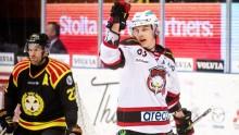 Fredrik Händemark stannar i Malmö Redhawks