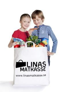 Linas Matkasse lanserar kasse för barn