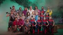 Dramatik och kämparanda inför premiären av  Robin Hood The Musical