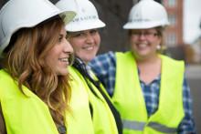 Kurserna som ska hjälpa byggföretagen att täcka behovet av platschefer
