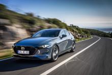 Helt ny Mazda3 snart i Danmark
