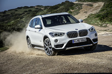 Den nye BMW X1