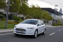 Ford Focus Electric – lynopladning på kun 30 minutter