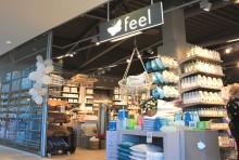 Feel har åpnet på Sørlandssenteret