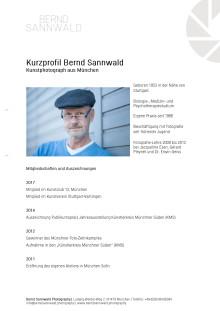 Kurzprofil Bernd Sannwald Juni 2017
