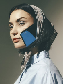 Med inspiration från modevärlden: Huawei skapar lookbook för att lansera P20 Pro
