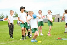 ALLIANZ PARTNERS WITH YOUTH SPORT TRUST FOR 'DARE TO BELIEVE' FESTIVALS