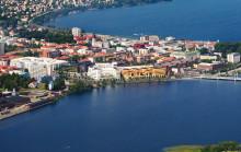 Många internationella studenter till Jönköping University