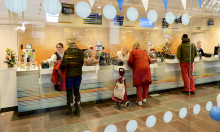 Butiken i Brunnsparken renoveras – tillfällig butik på Gustav Adolfs torg