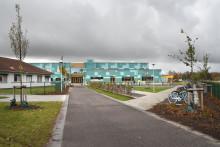 Är Glänningeskolan Årets Bygge 2020?