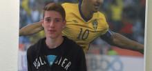Västra Allé-elev tvåa i stor engelsktävling