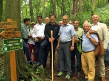 Auf den Spuren Martin Luthers entlang des Lutherwegs in Sachsen von Leisnig nach Rochlitz