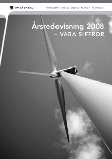 Årsredovisning 2008